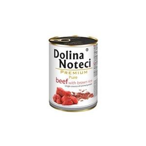 dolina-noteci-premium-pure-taistoit-pruuni-riisi-ja-veiselihaga-taiskasvanud-koertele-400-g