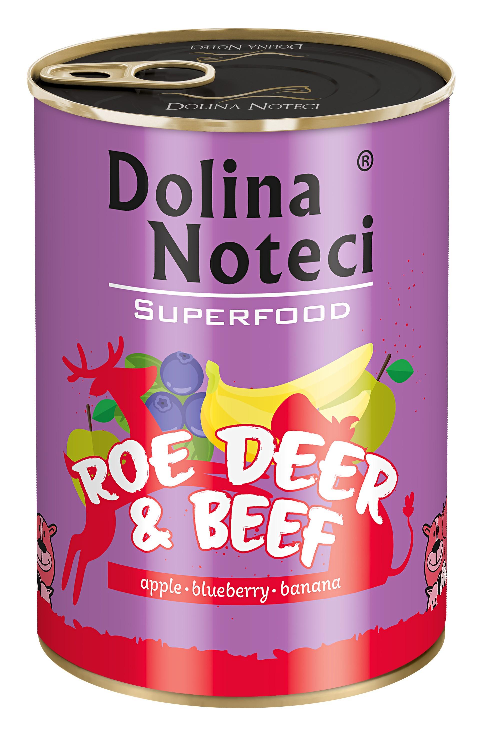 Roe Deer and Beef_400 g