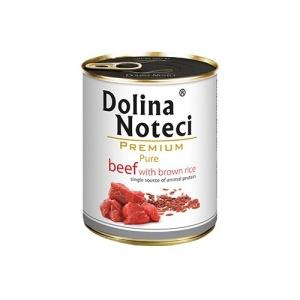 dolina-noteci-premium-pure-taistoit-veiseliha-ja-pruuni-riisiga-taiskasvanud-koertele-800-g